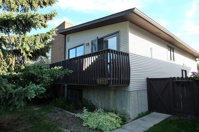 5231 17 Avenue NW, Calgary, AB T3B 4N6 (#C4198126) :: Canmore & Banff