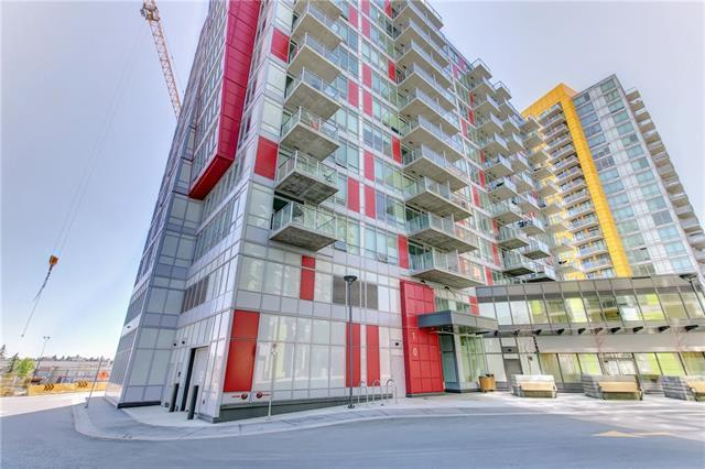 10 Brentwood Common NW #1208, Calgary, AB T2L 1K8 (#C4198129) :: Canmore & Banff