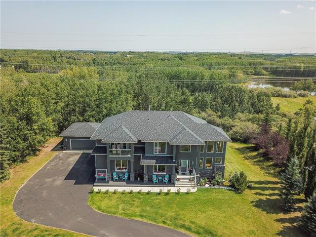 20 Cody Range Way, Rural Rocky View County, AB T3R 1A9 (#C4198158) :: Calgary Homefinders