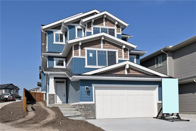 190 Sage Bluff Close NW, Calgary, AB T3R 0X7 (#C4198259) :: Canmore & Banff