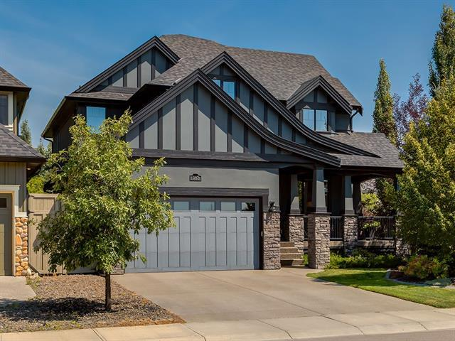 997 Coopers Drive SW, Airdrie, AB T4B 3L7 (#C4198274) :: Canmore & Banff