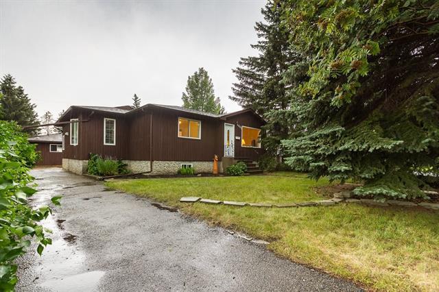 4607 29 Avenue NW, Calgary, AB T3B 0J1 (#C4198289) :: Canmore & Banff