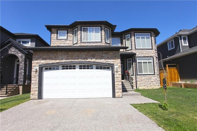 108 Kinniburgh Circle, Chestermere, AB T1X 0P8 (#C4198339) :: Canmore & Banff