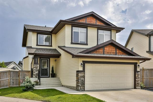 132 Reunion Court NW, Airdrie, AB T4B 0G9 (#C4198344) :: Canmore & Banff