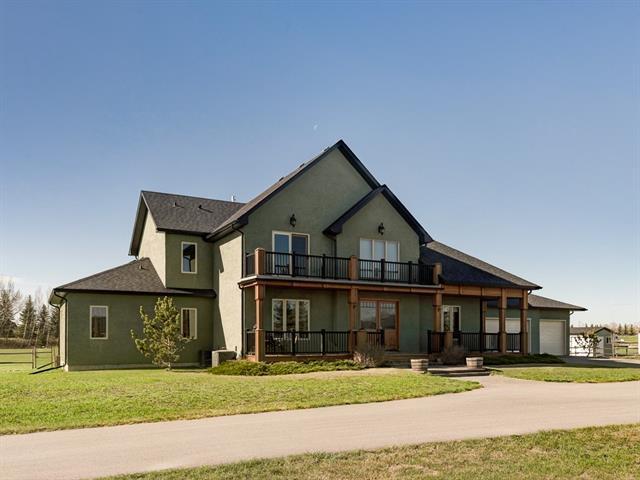 81051 378 Avenue E, Rural Foothills M.D., AB T1S 1B4 (#C4198406) :: Redline Real Estate Group Inc