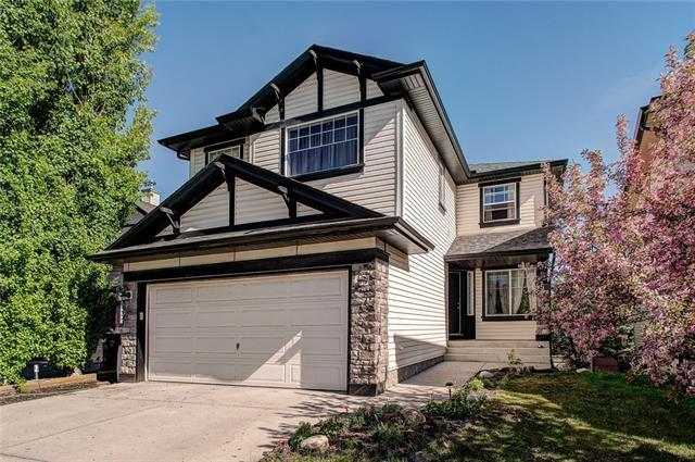 45 VALLEY CREST Close NW, Calgary, AB T3B 5W9 (#C4198435) :: Canmore & Banff