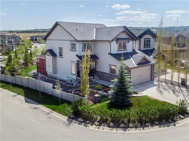 806 Kincora Bay NW, Calgary, AB T3R 1L4 (#C4198446) :: Your Calgary Real Estate