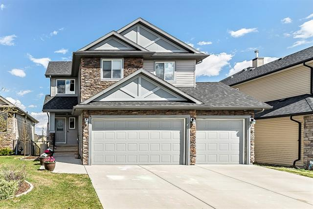 426 Crystal Green Manor, Okotoks, AB T1S 0A3 (#C4198456) :: Tonkinson Real Estate Team