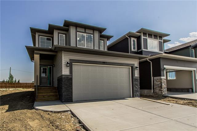 867 Hampshire Crescent, High River, AB T1V 0E4 (#C4198482) :: Canmore & Banff