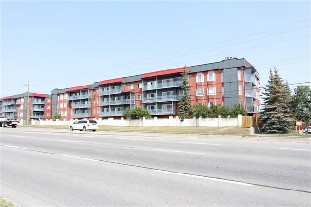 333 Garry Crescent NE #109, Calgary, AB T2K 5W9 (#C4198496) :: Redline Real Estate Group Inc