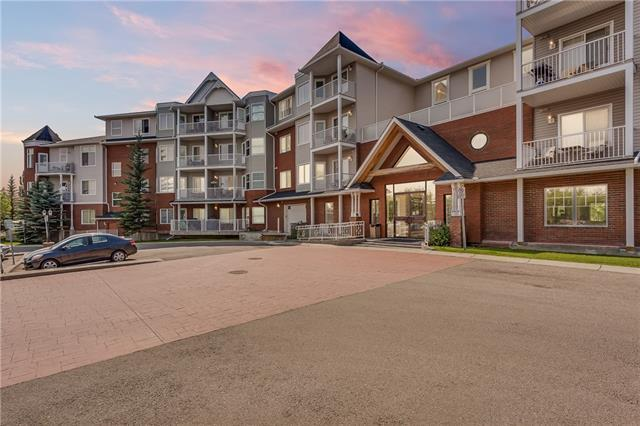 8 Prestwick Pond Terrace SE #322, Calgary, AB T2Z 4P3 (#C4198501) :: Redline Real Estate Group Inc