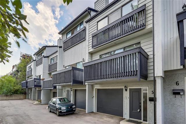 315 3 Street NE #5, Calgary, AB T2E 6T8 (#C4198512) :: Redline Real Estate Group Inc
