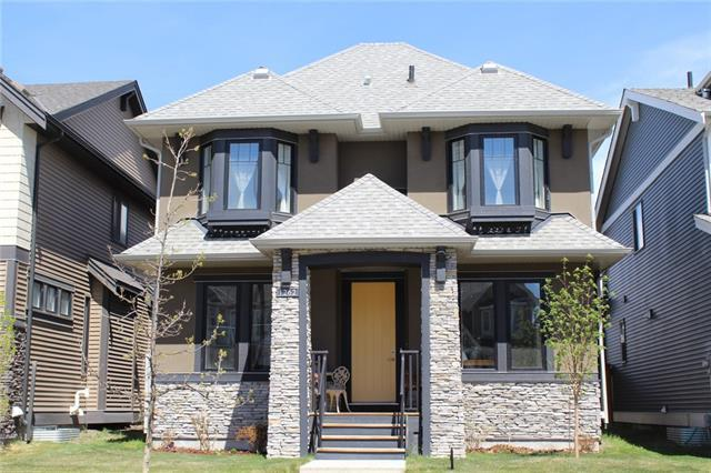 1262 Coopers Drive SW, Airdrie, AB T4B 3T6 (#C4198522) :: Canmore & Banff