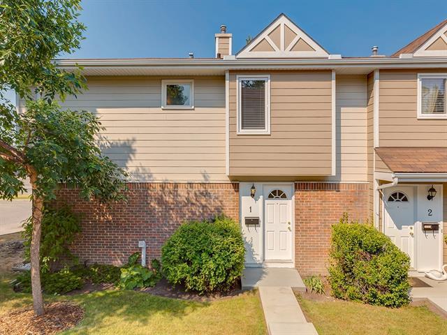 3620 51 Street SW #1, Calgary, AB T3E 6N7 (#C4198558) :: Redline Real Estate Group Inc