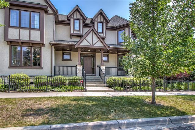 2978 Peacekeepers Way SW, Calgary, AB T3E 7R6 (#C4198582) :: Canmore & Banff