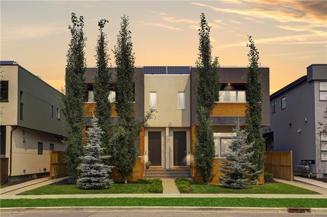 1720 Kensington Road NW #2, Calgary, AB T2T 3L8 (#C4198650) :: Redline Real Estate Group Inc