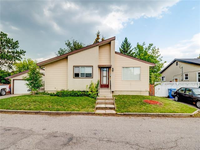 210 Olympia Drive SE, Calgary, AB T2C 1H5 (#C4198669) :: Canmore & Banff