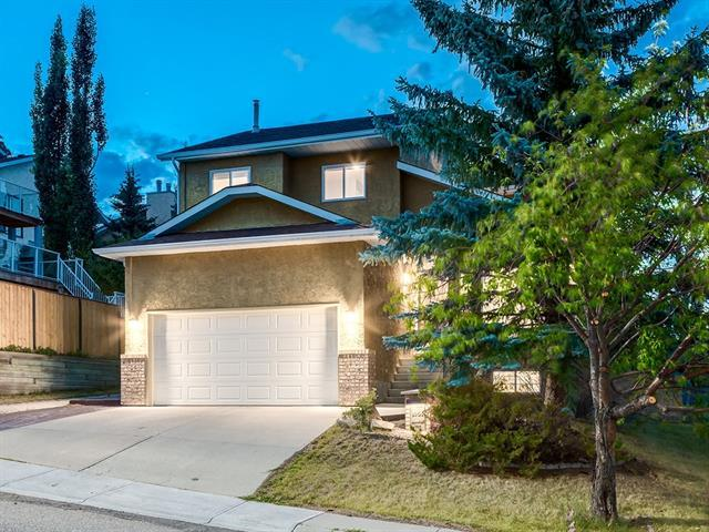 5706 Signal Hill View SW, Calgary, AB T3H 2M3 (#C4198692) :: Your Calgary Real Estate