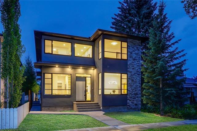 532 19 Avenue NW, Calgary, AB T2M 0Y6 (#C4198706) :: Canmore & Banff