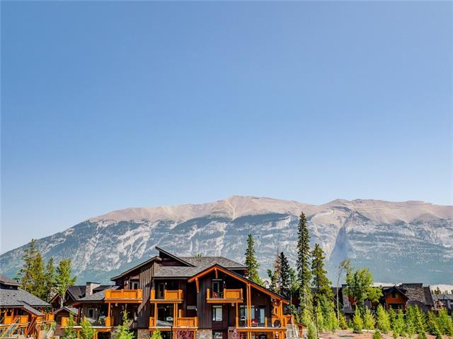 3000E Stewart Creek Drive #301, Canmore, AB T1W 0G5 (#C4198710) :: Canmore & Banff