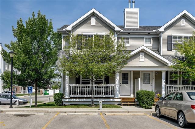 32 Country Village Lane NE, Calgary, AB T3K 0E7 (#C4198714) :: Redline Real Estate Group Inc