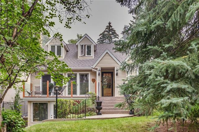 1428 Premier Way SW, Calgary, AB T2T 1L9 (#C4198740) :: Redline Real Estate Group Inc