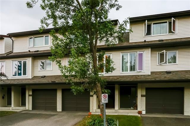 1012 Ranchlands Boulevard NW #63, Calgary, AB T3G 1Y1 (#C4198795) :: Canmore & Banff
