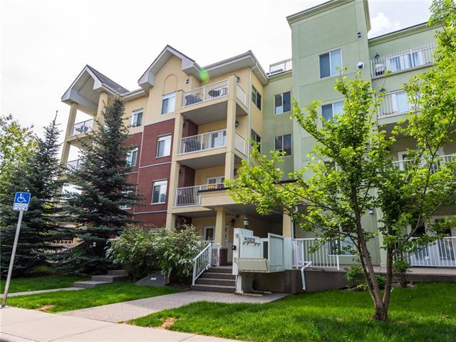 509 21 Avenue SW #103, Calgary, AB T2S 0G9 (#C4198812) :: Your Calgary Real Estate