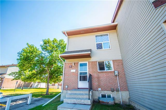 64 Whitnel Court NE #31, Calgary, AB T1Y 5E3 (#C4198828) :: Redline Real Estate Group Inc