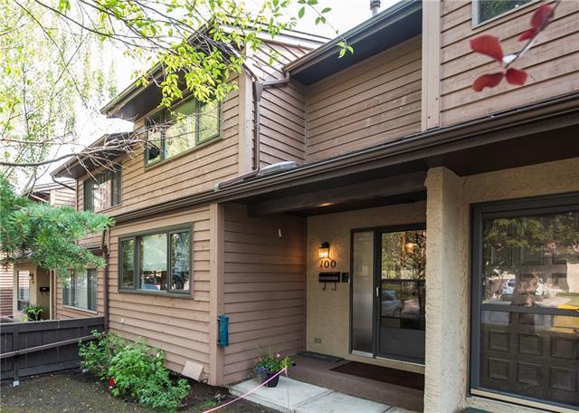 2300 Oakmoor Drive SW #100, Calgary, AB T2V 4N7 (#C4198847) :: Redline Real Estate Group Inc