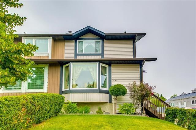 77 Glengrove Close SW, Calgary, AB T3E 6R6 (#C4198885) :: Redline Real Estate Group Inc