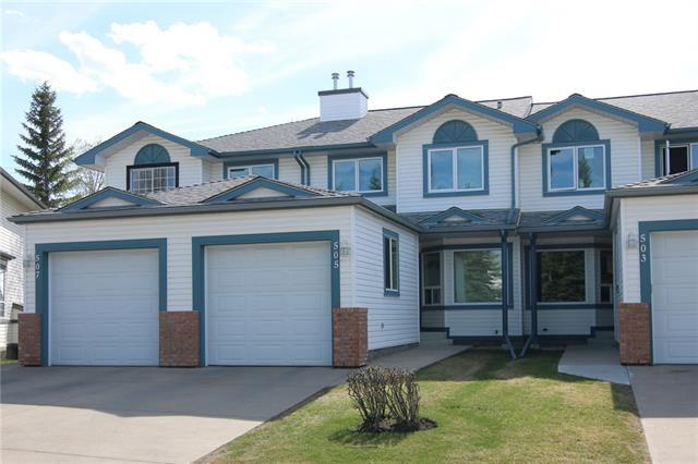505 Citadel Heights NW, Calgary, AB T3G 4A1 (#C4198907) :: The Cliff Stevenson Group
