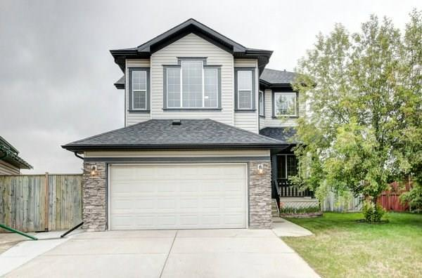 148 Stonegate Crescent NW, Airdrie, AB T4B 2S6 (#C4198935) :: Canmore & Banff