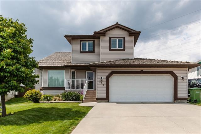 235 Westchester Way, Chestermere, AB T1X 1E2 (#C4198937) :: Canmore & Banff