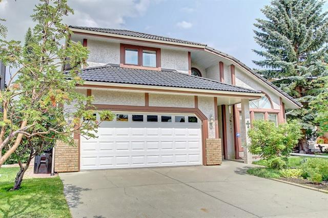 148 Edgeridge Place NW, Calgary, AB T3A 4P3 (#C4198958) :: Redline Real Estate Group Inc