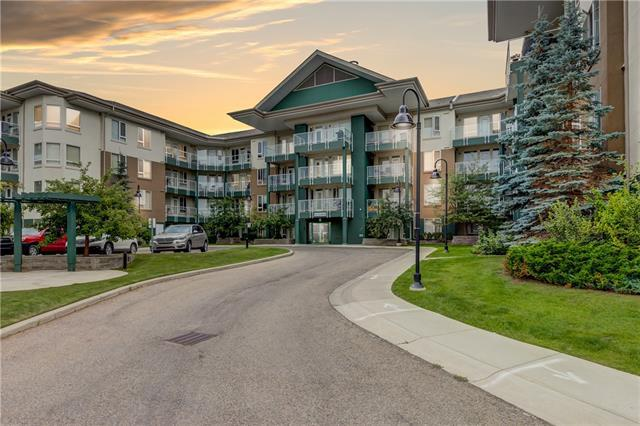 3111 34 Avenue NW #414, Calgary, AB T2L 0Y2 (#C4198982) :: Canmore & Banff