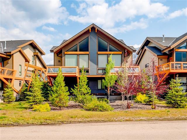 Stewart Creek Rise #702, Canmore, AB T1W 0J5 (#C4199058) :: Canmore & Banff