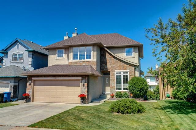 167 Evergreen Heights SW, Calgary, AB T2Y 3Y8 (#C4199083) :: Your Calgary Real Estate