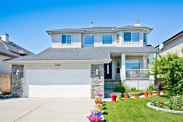 340 Cove Road, Chestermere, AB T1X 1G1 (#C4199106) :: Your Calgary Real Estate