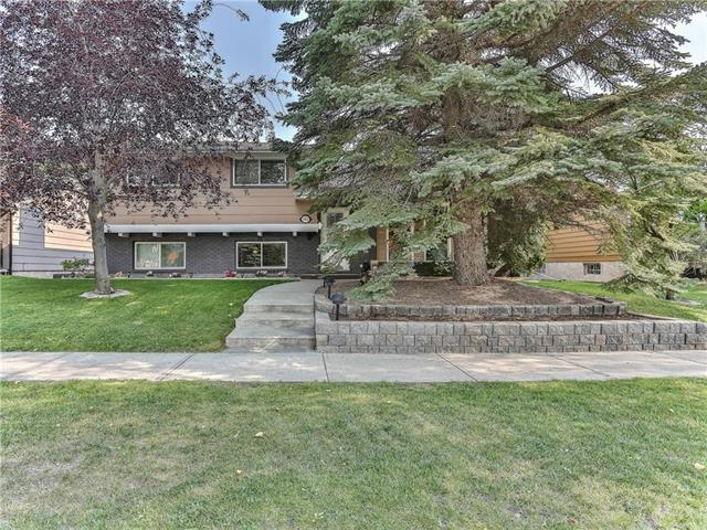 13832 Parkland Boulevard SE, Calgary, AB T2J 3X4 (#C4199129) :: Canmore & Banff