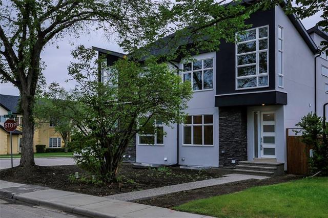 240 31 Avenue NW, Calgary, AB T2M 2P2 (#C4199130) :: Redline Real Estate Group Inc