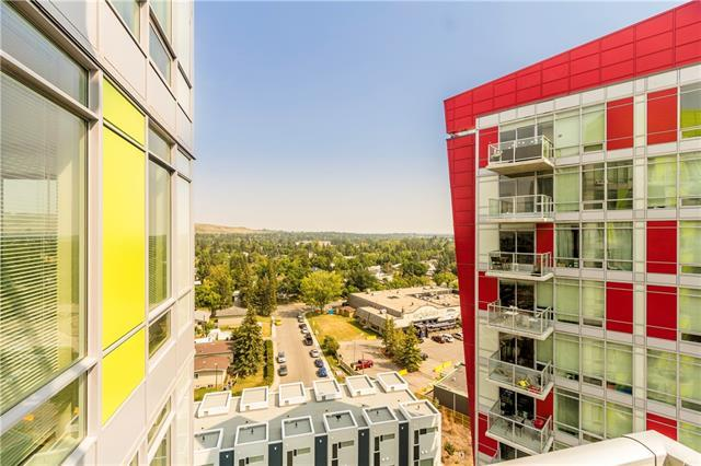 30 Brentwood Common NW #1107, Calgary, AB T2L 2L8 (#C4199218) :: Canmore & Banff