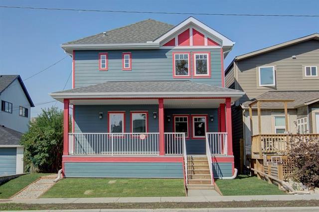 1015 8 Street SE, Calgary, AB T2G 2Z3 (#C4199225) :: Redline Real Estate Group Inc
