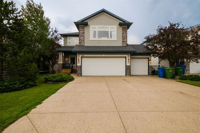 109 Springmere Drive, Chestermere, AB T1X 1J3 (#C4199233) :: Redline Real Estate Group Inc