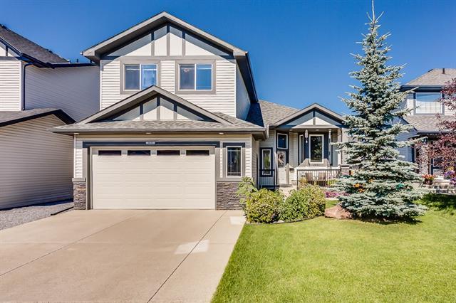 2833 Prairie Springs Green SW, Airdrie, AB T4B 0E4 (#C4199264) :: Redline Real Estate Group Inc