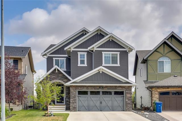 146 Cooperstown Lane SW, Airdrie, AB T4B 0Z9 (#C4199268) :: Canmore & Banff
