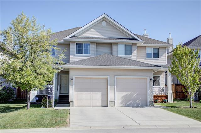 134 Cougartown Circle SW, Calgary, AB  (#C4199280) :: Canmore & Banff
