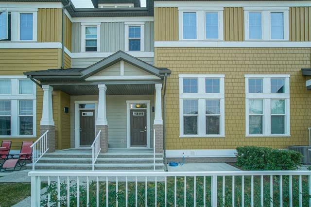 1211 Evanston Square NW, Calgary, AB T3P 0G9 (#C4199312) :: Your Calgary Real Estate