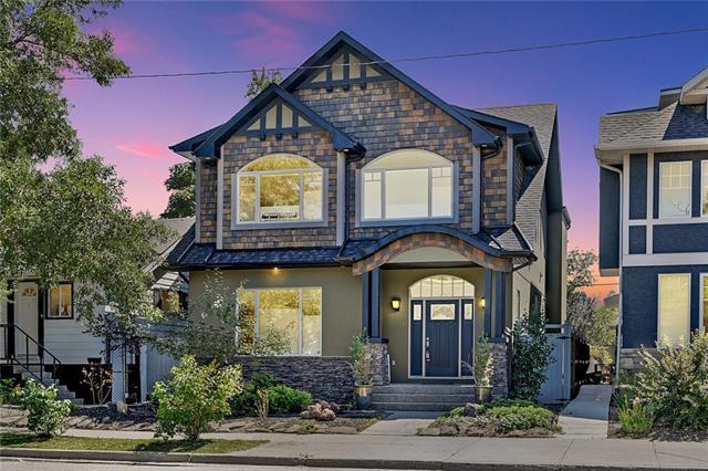 335 12 Avenue NW, Calgary, AB T2M 0C8 (#C4199330) :: Redline Real Estate Group Inc