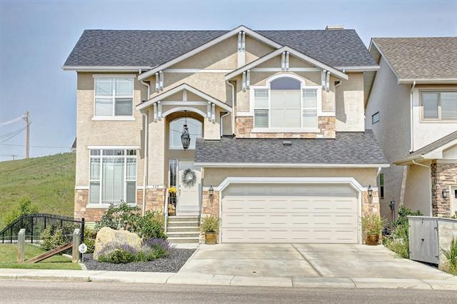 529 Discovery Ridge Boulevard SW, Calgary, AB T3H 5X6 (#C4199369) :: The Cliff Stevenson Group